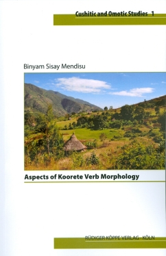 Aspects of Koorete Verb Morphology